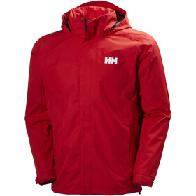 Helly Hansen Dubliner Jacket Herr flag red